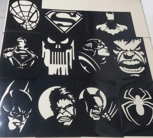 herois-stencil-molde