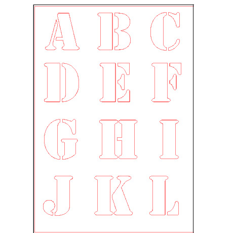 alfabet-stencil