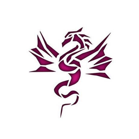 dragon-voando-stencil