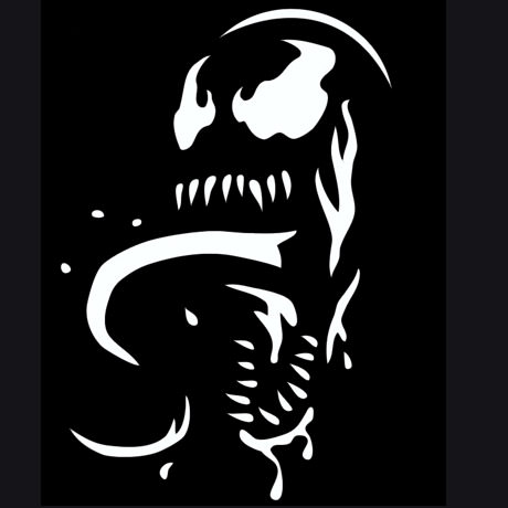 venom-stencil