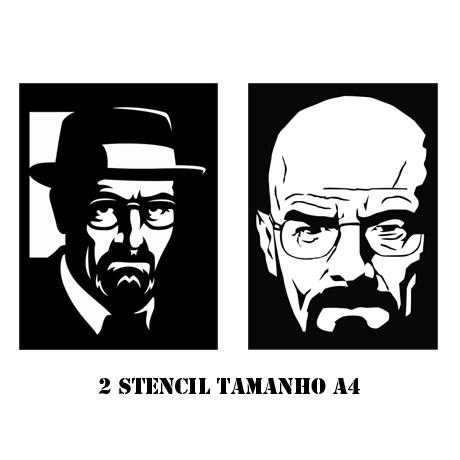 heisenberg-estencil