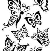 borboletas-stencil